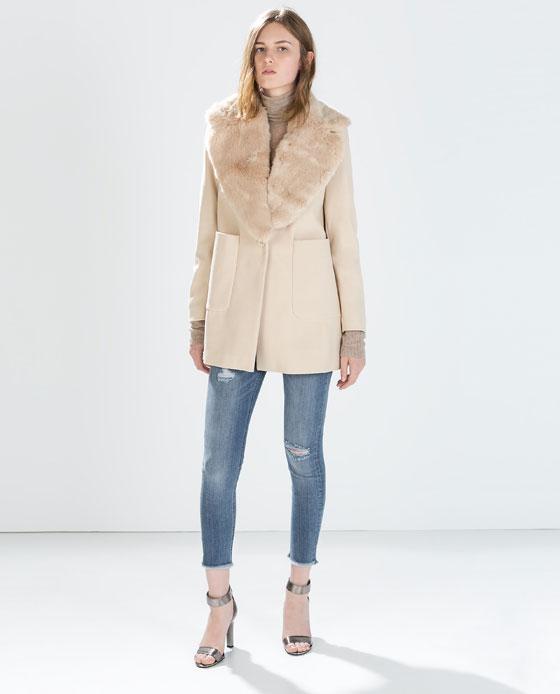 Eligiendo abrigo para este invierno for Adolfo dominguez womens coats