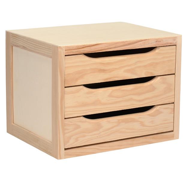 Por fin los complementos en orden - Cajas madera leroy merlin ...