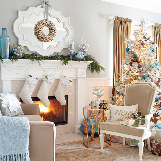 Living-Room-Christmas-Decoration-9