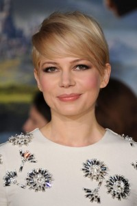 Michelle-Williams Hairstyle