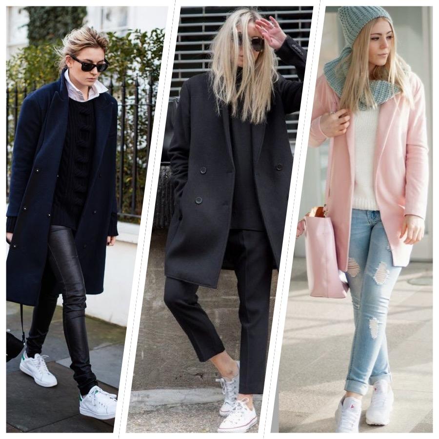 Sneakers para mujer online: altas, bajas, sin cordones ...